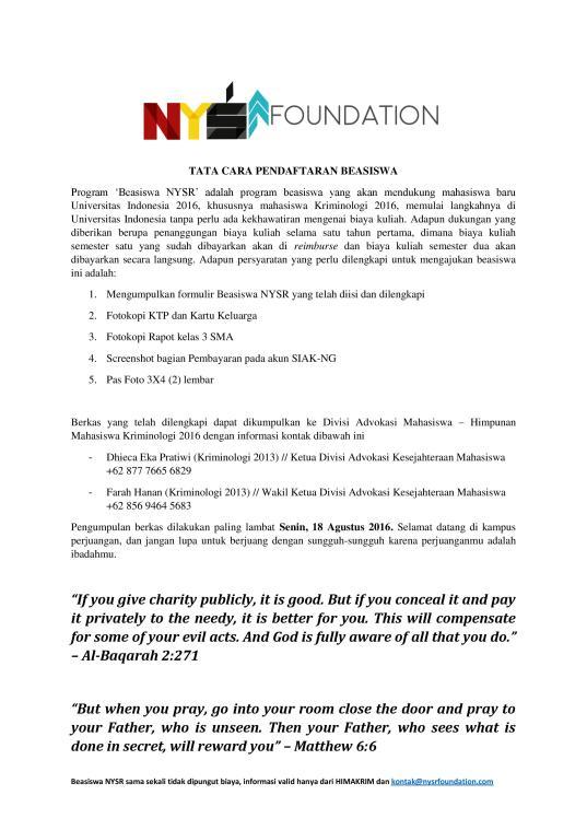 Persyaratan Beasiswa NYSR Foundation-page-001